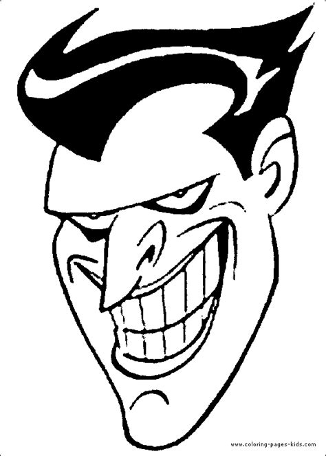 Batman Cartoon Coloring Pages - Cartoon Coloring Pages