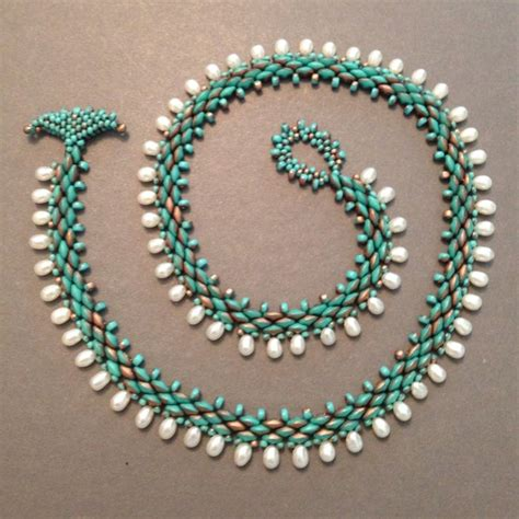 beading and jewelry 1332 best beaded necklace images on beaded
