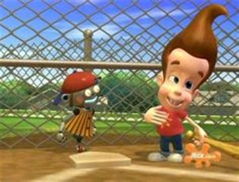 Backyard Baseball Jimmy Neutron After Jimmy Kissed In The World Jimmy