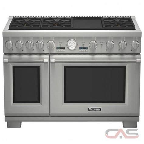 thermador cooktop reviews prl486jdg thermador professional series range canada