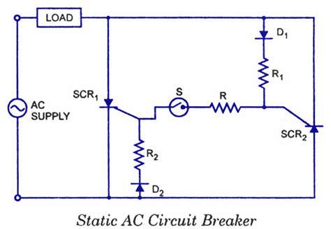 circuit diagram for voltage regulator using scr data set
