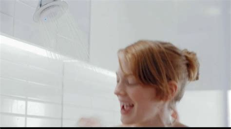 direct tv commercial actress shower kohler tv spot singing in the shower ispot tv