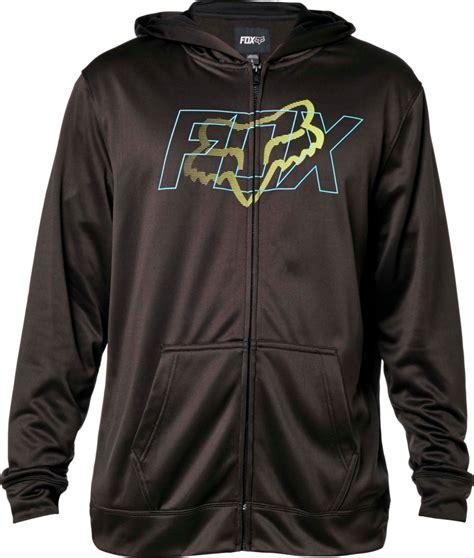 Zipper Hoodie Fox Logo Mbsa Clothing 59 50 fox racing mens skars zip hoodie 992694