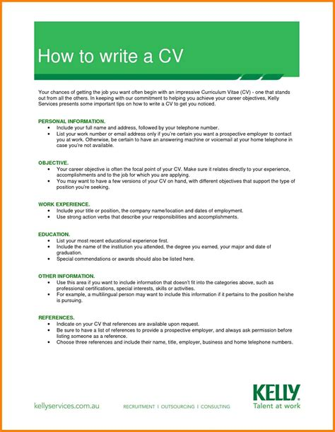 How To Prepare A Resume by How To Prepare For Resume How Not To Make Your Cv How To