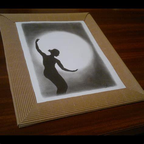 cornice cartone da foto a ritratto cornice di cartone