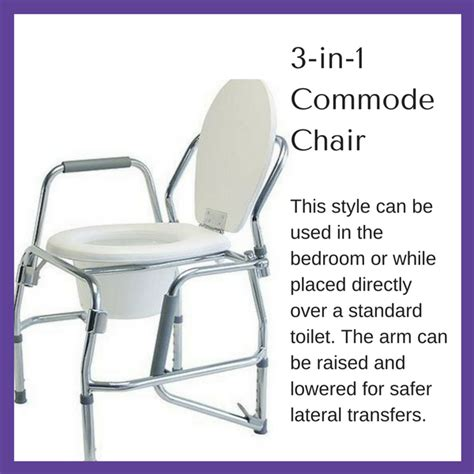 How To Use A Commode Chair by Express Supply How To Make Using Bedside
