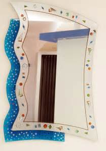 Designer Bathroom Cabinets art n glass designer mirror