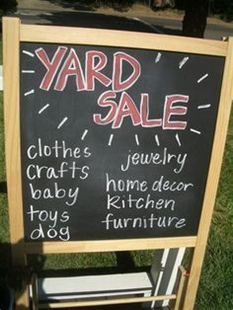 Creative Garage Sale Signs by Creative Garage Sale Signs On Yard Sale Signs