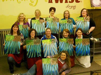 paint with a twist fenton mi mothers of multiples greater genesee county painting