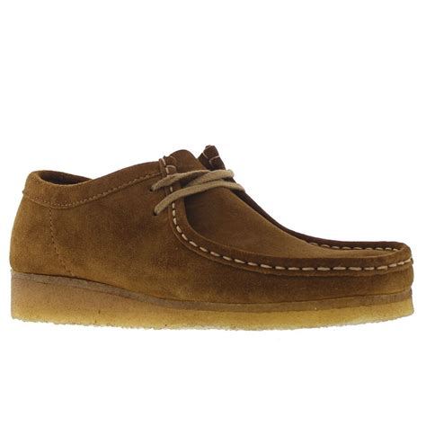 wallabees shoes clarks originals wallabee cola mens shoes ebay