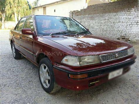 1991 toyota corolla toyota corolla xl 1991 for sale in attock pakwheels