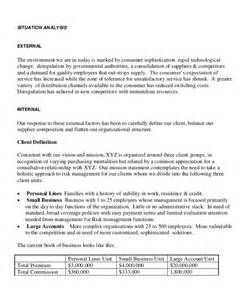 Insurance Agency Business Plan Template 20 Business Plan Templates Free Amp Premium Templates