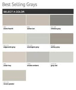 Soft Grey Color Benjamin Moore S Best Selling Grays Another I Would