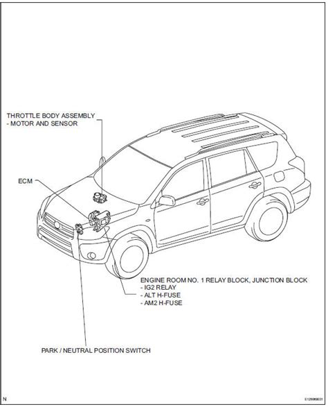 toyota sequoia electrical wiring diagram toyota