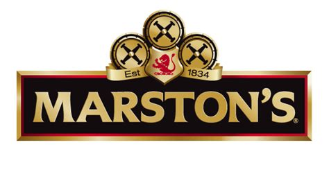 Marston's Logo / Alcohol / Logonoid.com