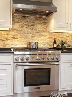 exposed brick kitchen backsplash backsplash pinterest 1000 images about backsplash on pinterest cabinets