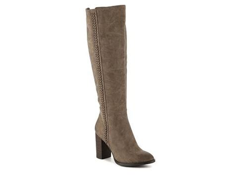 madden graysoon wide calf boot dsw