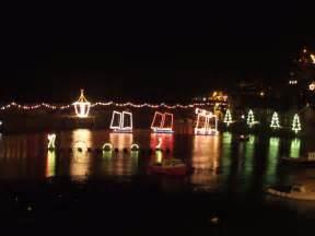 christmas lights mousehole harbour 169 ian macnab