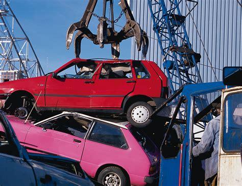 Auto Verschrotten Tipps by Altauto Altautoverwertung Umweltbundesamt