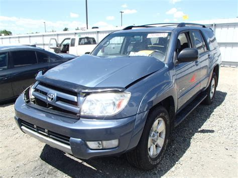 2004 Toyota 4runner Accessories Used Parts 2004 Toyota 4runner Sr5 4x4 4 0l V6 A340f Automatic