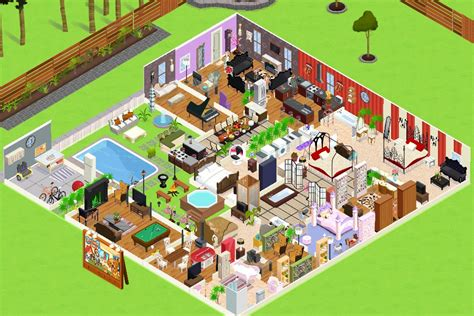 Play Free Online Home Design Story | home design story game