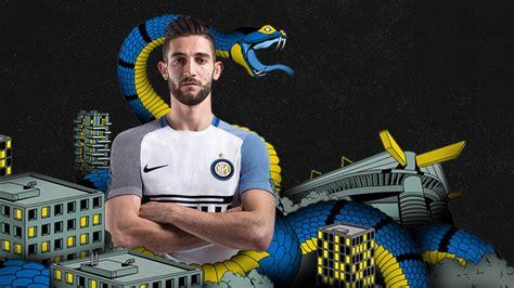 Inter Away inter 17 18 away kit released footy headlines