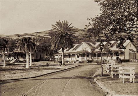 Kapalama Post Office by Photo Gallery Honolulu In 1888 Hawaii