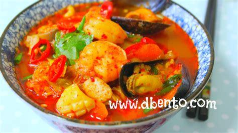 cara membuat capcay ala chinese bento mania resep jjong mie seafood kuah pedas ala korea