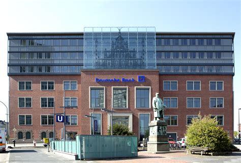 deutsche bank essen b 252 rogeb 228 ude bismarckplatz feldhaus fenster fassaden
