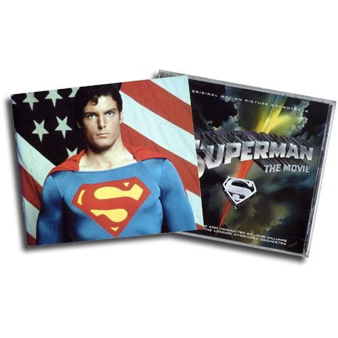 superman the by williams cd x 2 with ouvrier