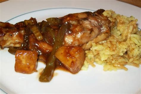 crock pot sweet and sour turkey wings recipe from