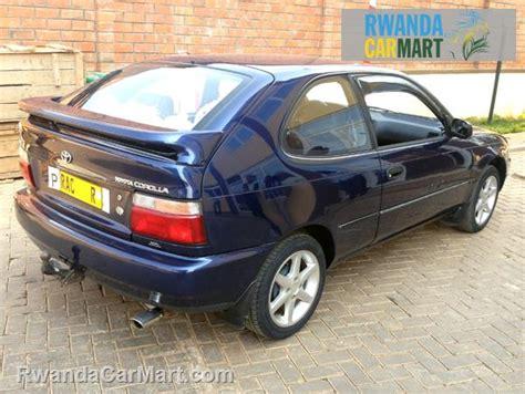 how to sell used cars 1996 toyota corolla transmission control used toyota hatchback 1996 1996 toyota corolla 3 doors rwanda carmart