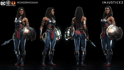 imagenes de wonder woman injustice artstation injustice 2 wonder woman solomon gaitan