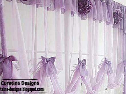 purple curtain designs modern curtain designs ideas for kitchen windows 2014
