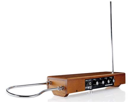 the theremin: magical music!   h is for happiness