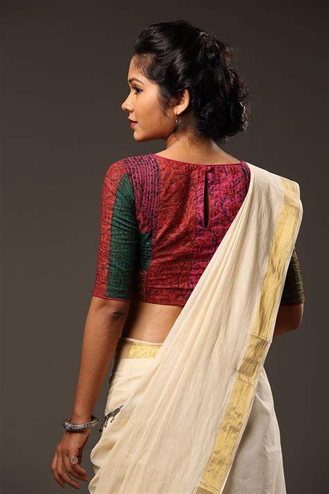 Blouse Designs In Kerala best of kerala saree blouse patterns saree guide