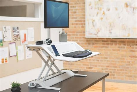 Sit Stand Desk Reviews Fellowes Sit Stand Desk Review Talentculture