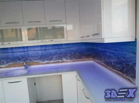 kitchen backsplash panels uk enchant kitchen backsplash panel 3 d the best solution for