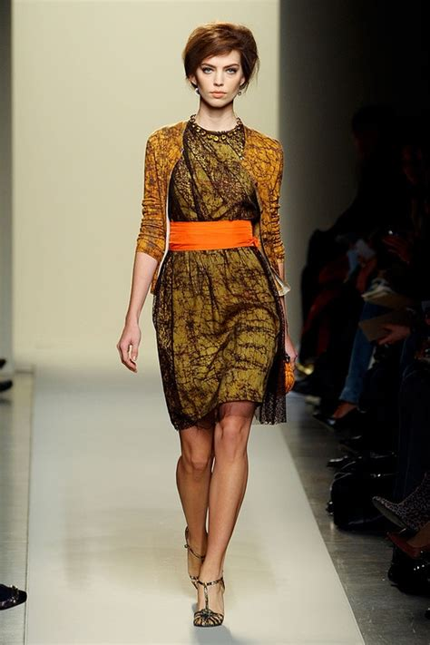 Trend Alert Winter Yellow by Fall Winter 2011 Fashion Trend Alert Bold Color Mixes