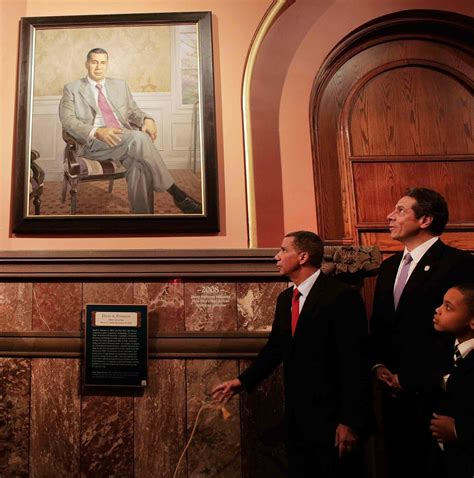 albany ny former gov paterson s portrait unveiled in