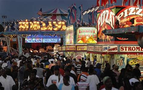 Garden State Plaza Carnival Best Festivals In America Daytime Events Productions