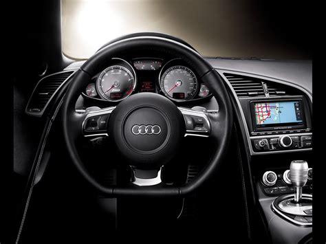 Audi Lenkrad by Steering Wheel R8 Badge
