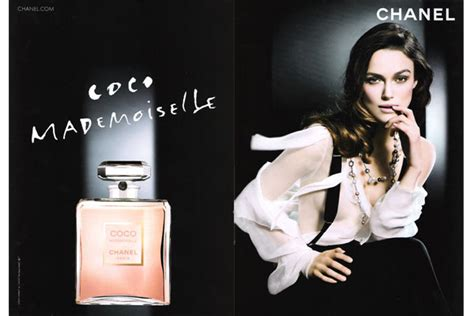 keira knightleys new chanel coco mademoiselle ad is full keira knightley actress celebrity endorsements