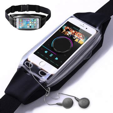 Termurah Viper Waterproof Sports Belt With Touchscreen For multifunctional touch screen transparent waterproof waist bag sports belt for 6 2 inches