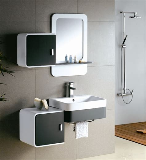 gorgeous modern vanity cabinets for small bathroom - Design Badezimmer Vanity
