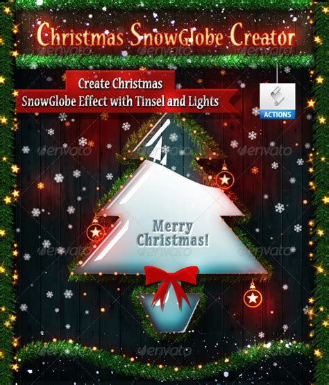 free download christmas light action for photoshop snow photoshop text effect photoshop tutorial psddude
