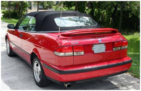 1998 03 saab 9 3 9 3 se convertible tops and convertible