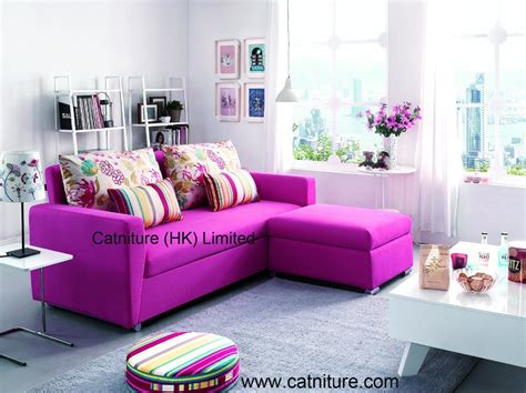 colorful living room furniture 2014 modern colorful hot selling corner sofa set living
