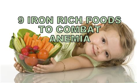 fruits n vegetables rich in iron 9 iron rich foods to combat anemia treat iron deficiency