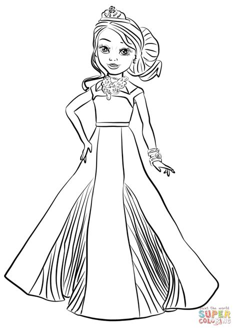 wicked world coloring page descendants wicked world coloring pages coloring pages